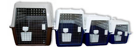 Pet Travel Crates pet travel - cages - Ready to Travel